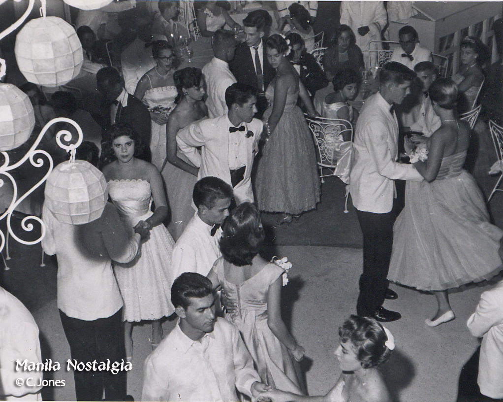 1958 A.S.Formal Dance (courtesy C. Jones)