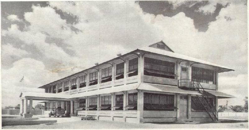 American School 1939