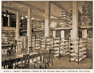 Bureau of Science -library