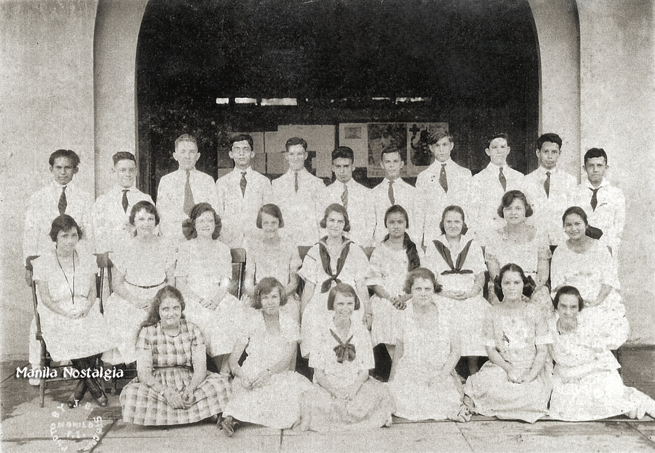 Central High School-1921