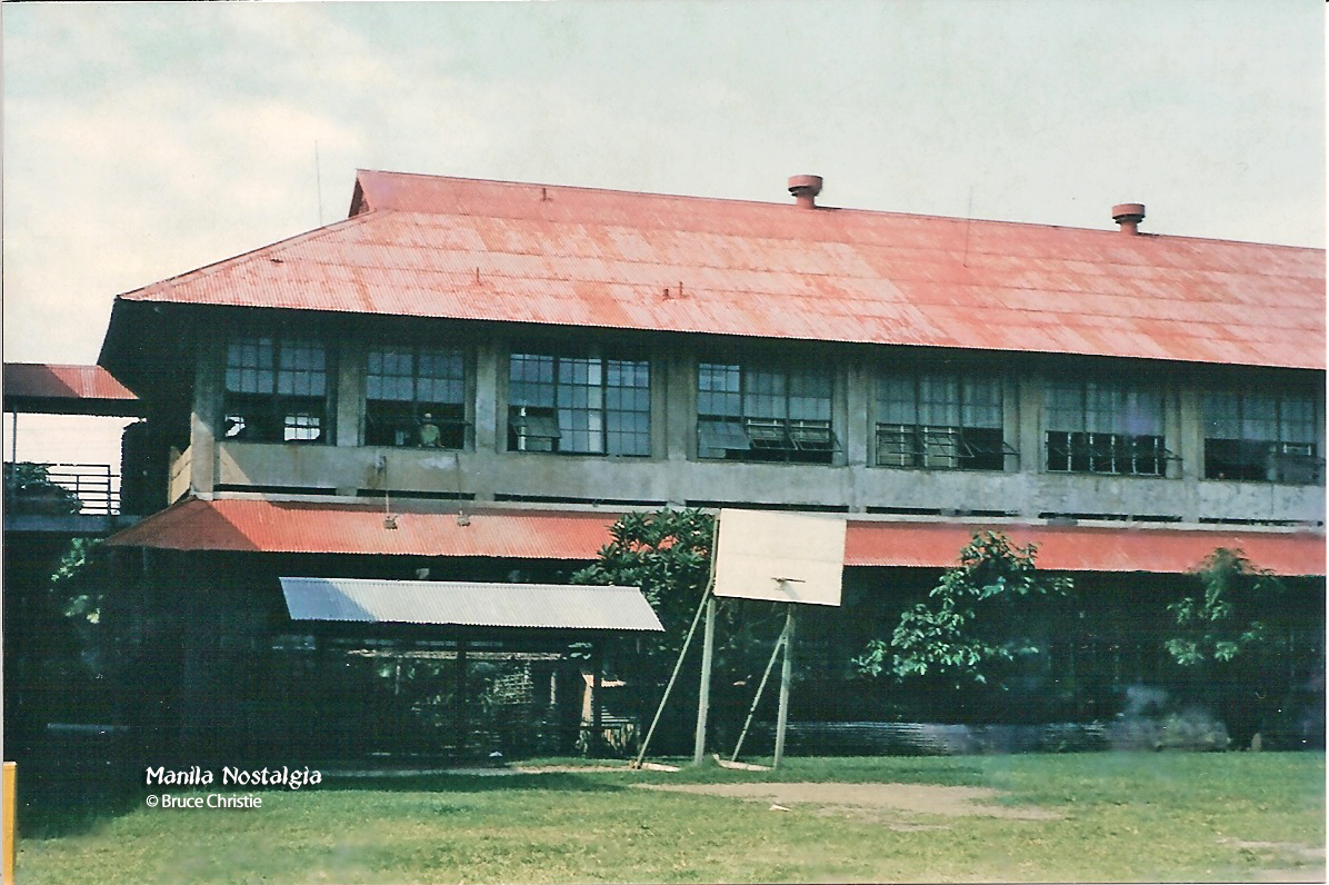 American School campus-Main Bldg (courtesy B. Christie)
