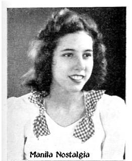 Margaret Hoffman Class of '43