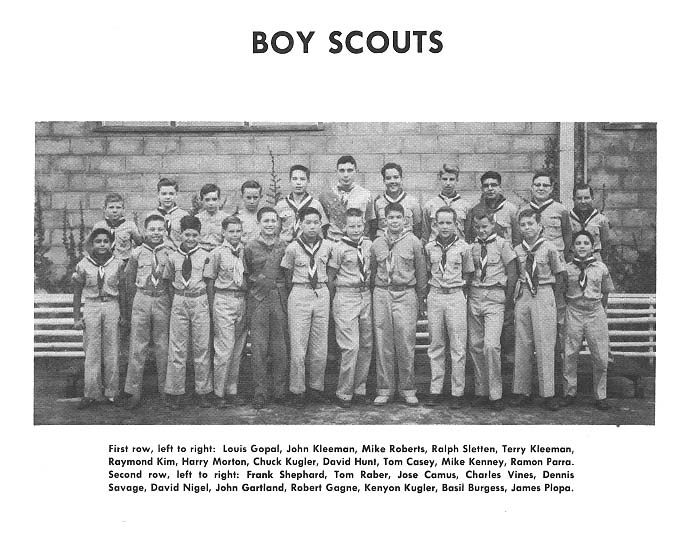 A.S. Boy Scouts 1957 (courtesy L. Gopal)