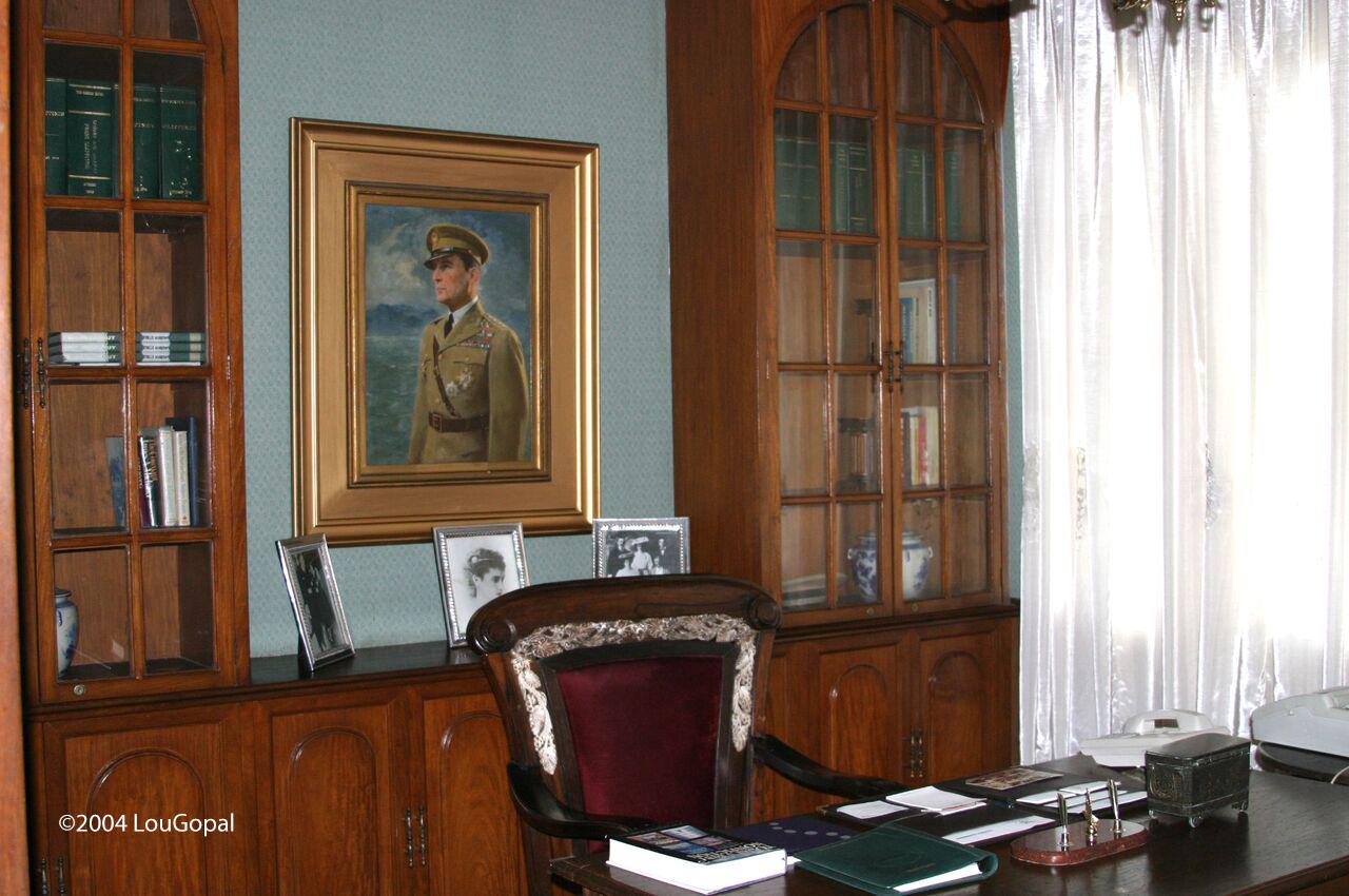 MacArthur's study