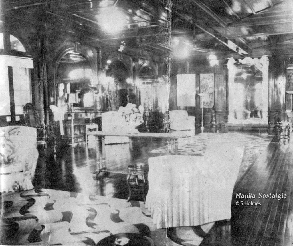 Casa Blanca sala (living room)