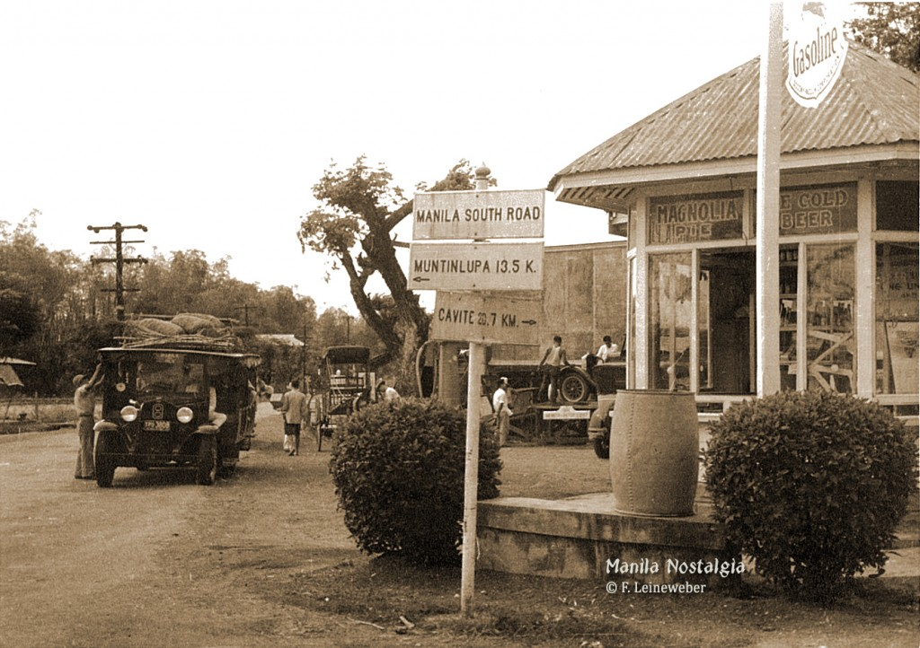 Manila South Road-1937 (courtesy Ingrid Donahue)