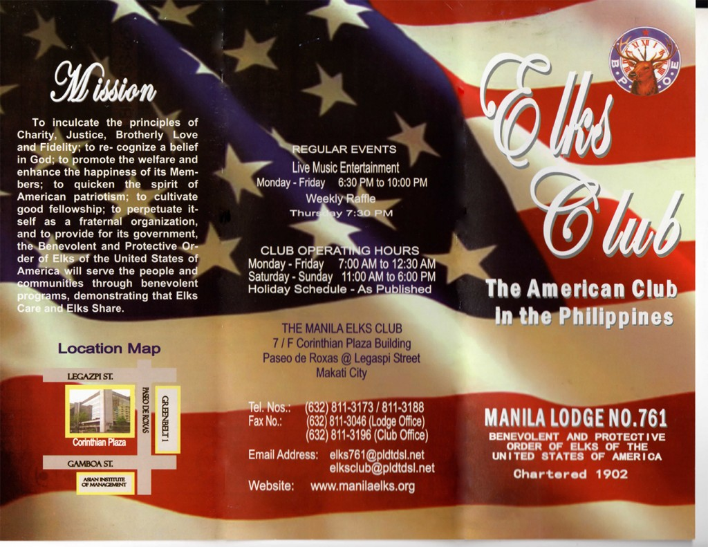 Elks Club brochure-1