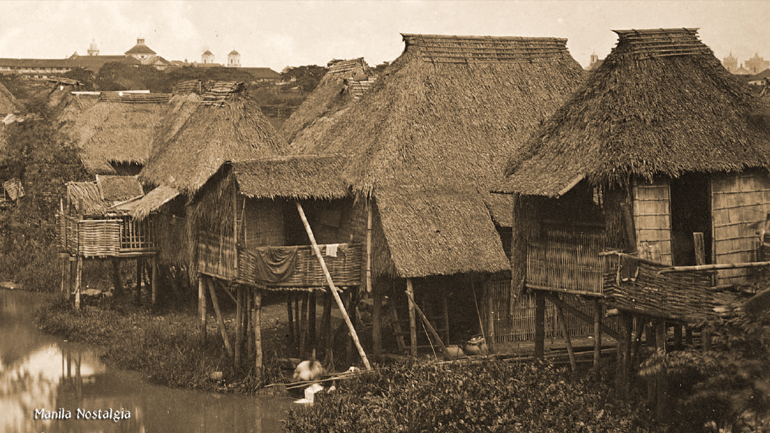 Ermita - outer edge of Intramuros-1890s
