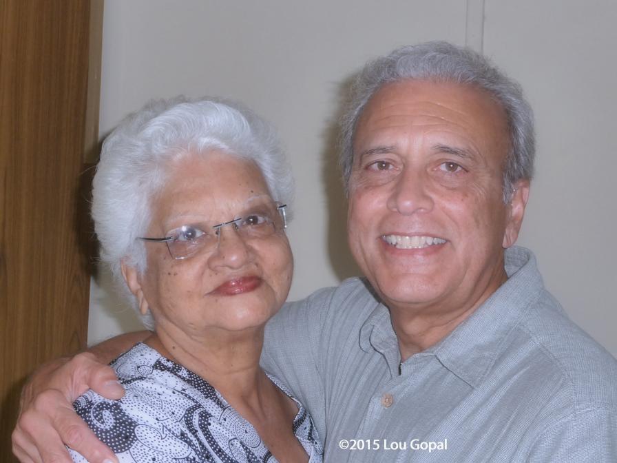 Aunt Muni & Lou