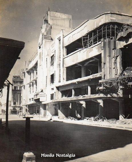 Crystal Arcade ruins-1945