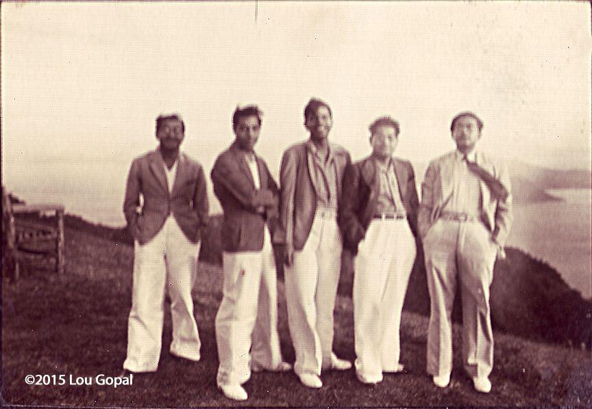 Gopal and friends-1936-logo