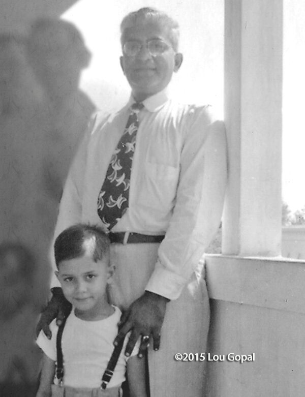 Gopal and son - 1950.