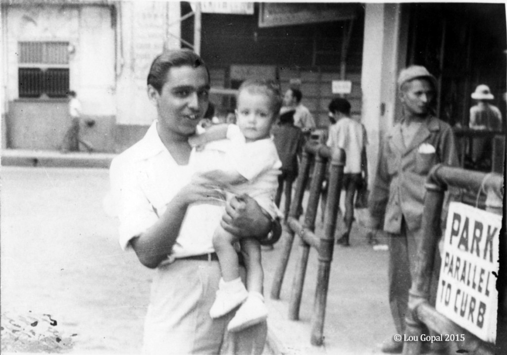 Prem Gopal and Arjan Gurnamal-1946