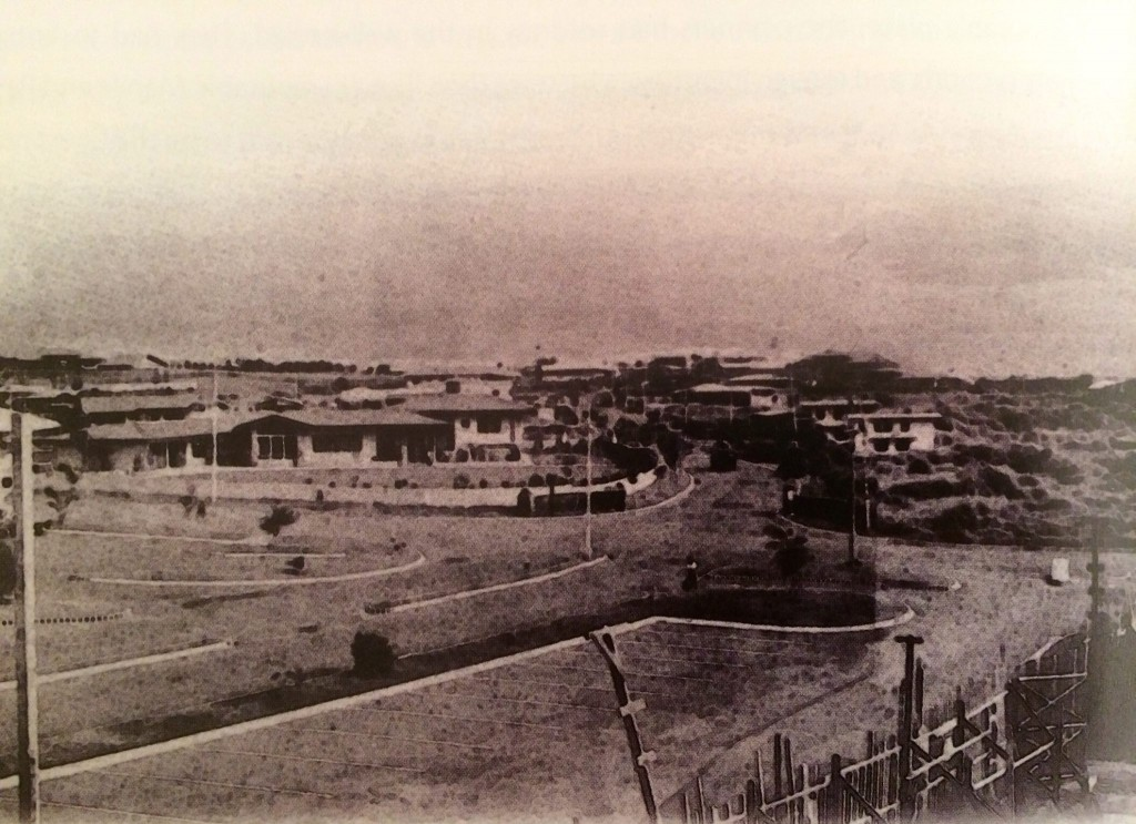 Forbes Park in the early 1950s. (courtesy Isidra Reyes)