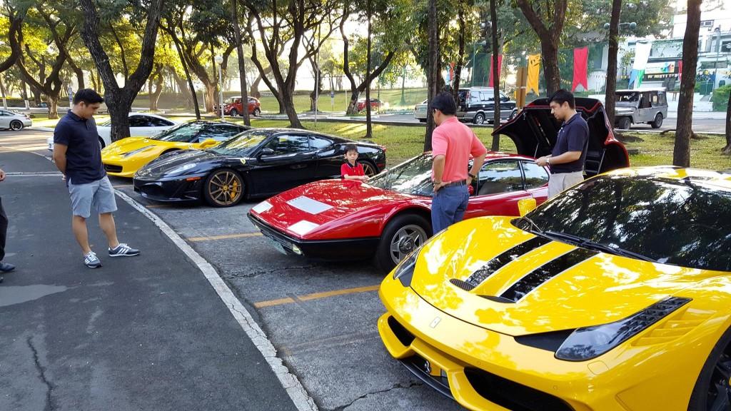 Manila Sports Car Club car show 2016