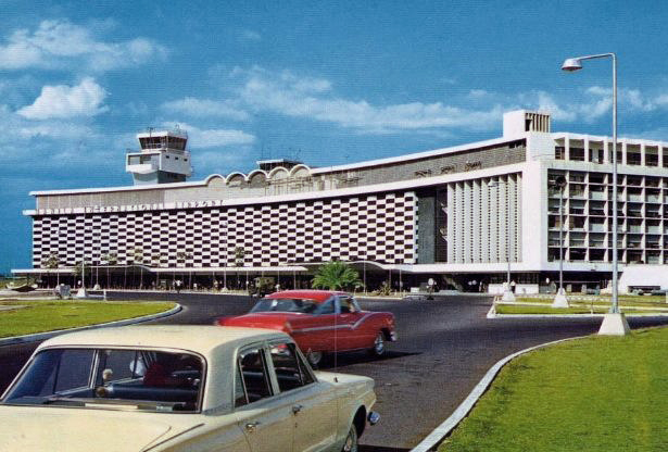 Manila International Airport - 1960s