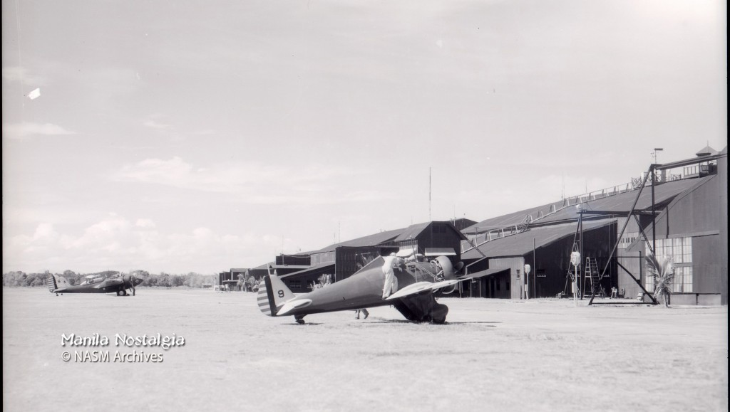 Boeing P-26 Family; Military, USA, Army Air Corps, Units, 3rd Pursuit Squadron (c. 1938)