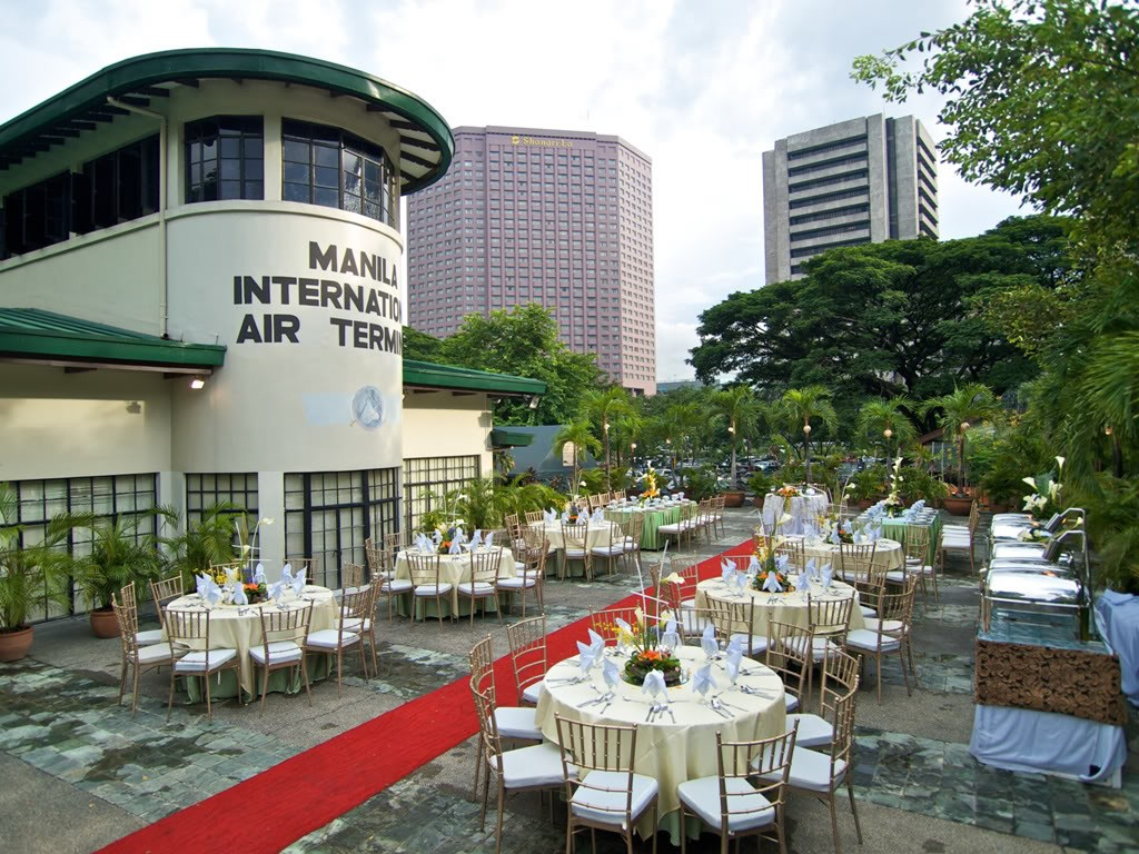 Nielson Field-Filipinas Heritage Library (photo by Hizon's Catering)